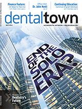 Awards & Media - Dental Town Magazine April 2014 - Advanced Cosmetic Dentistry