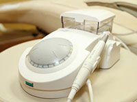 High-Tech Dentistry - Ultrasonic Scaler - Advanced Cosmetic Dentistry